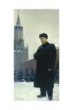 Portrait of Vyacheslav Mikhailovich Molotov (1890-1986) Giclee Print by Vasili Prokofyevich Yefanov