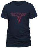 Van Halen - Classic Logo T-skjorter