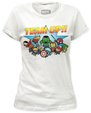 Marvel - Team up Shirts