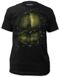 The Incredible Hulk - Reveal Shirts