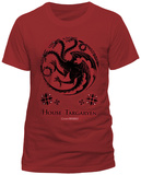 GAME OF THRONES - HOUSE TARGARYEN Shirts