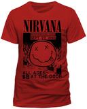 NIRVANA - ALL AGES Tshirt