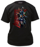 Age of Ultron - Avengers Gand T-Shirt