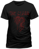 THE CLASH - DRAGON Shirts