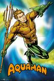 Dc Comics Aquaman Plakát