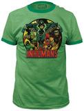 Inhumans - Gang T-shirts