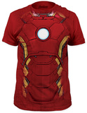 Iron Man - Suit T-shirts