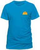 ADVENTURE TIME - JAKE POCKET T-shirts