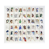 A Pack of Picasso's Women, 2015 Giclée-Druck von Holly Frean