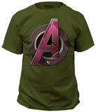Vision - Assemble Shirts
