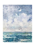 Aerial Ballet 1 Giclee Print by Margaret Coxall