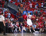 Cleveland Cavaliers v Atlanta Hawks- Game One Photo af Nathaniel S Butler