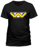 ALIENS - WEYLAND - YUTANI CORPORATION T-Shirt
