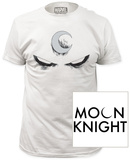 Moon Knight - White Eyes Shirts