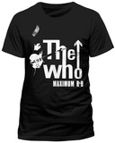 THE WHO - MAXIMUM R N B T-shirts