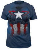 Captain America - Suit T-shirts