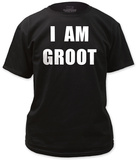 Guardians of the Galaxy - I Am Groot T-shirts