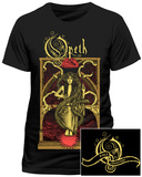 Opeth- Moon Above (Front/Back) Magliette