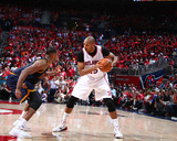 Cleveland Cavaliers v Atlanta Hawks- Game One Photo by Nathaniel S Butler