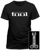 TOOL - WRENCH Camisetas