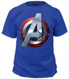Captain America - Assemble T-shirts
