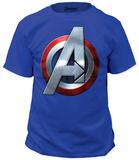 Captain America - Assemble T-shirts
