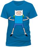 ADVENTURE TIME - FINN T-shirts
