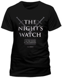 Game Of Thrones - Nights Watch T-Shirts