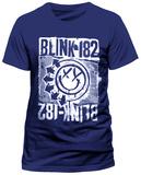 Blink 182 - Eu Deck T-skjorter