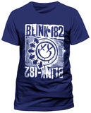 BLINK 182 - EU DECK T-shirts