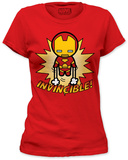 Iron Man - Invincible T-Shirt