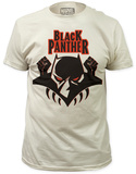 Black Panther - logo T-shirts