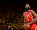 Houston Rockets v Golden State Warriors - Game Five Foto af Noah Graham