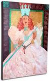 Glinda Stretched Canvas Print