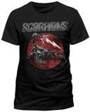 THE SCORPIONS - LOGO T-Shirts