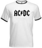 AC/DC - LOGO Skjortor