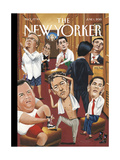 The New Yorker Cover - June 1, 2015 Regular Giclee Print by Mark Ulriksen
