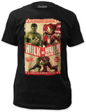 The Incredible Hulk - Monster vs. Machine Shirts