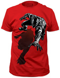 Black Panther - shadow Tシャツ