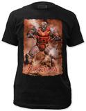 Deathlok - action portrait T-Shirt