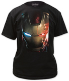 Iron Man - Close-up Shirts