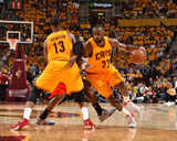 Cleveland Cavaliers V Atlanta Hawks - Game Four Foto af Jesse D Garrabrant