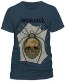METALLICA - SPIDER Shirts
