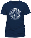 Foo Fighters - City Circle T-shirts