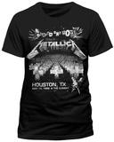 METALLICA - DAMAGE LIVE T-shirts