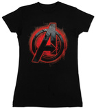 Black Widow - Assemble Tシャツ