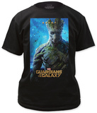 Guardians of the Galaxy - Groot poster Shirts