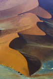 Sand Dunes, Namibia Photographic Print by Art Wolfe