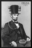 Drunk History - Lincoln Print