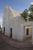 New Mexico, Laguna Mission. Mission San Jose De La Laguna Photographic Print by Luc Novovitch
